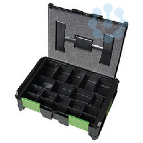 Ящик для инструмента SysCon пустой со вставками HAUPA 220628