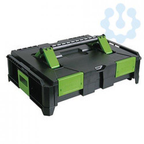 """Ящик для инструмента пластиковый ABS """"SysCon S"""" пустой HAUPA 220370"""