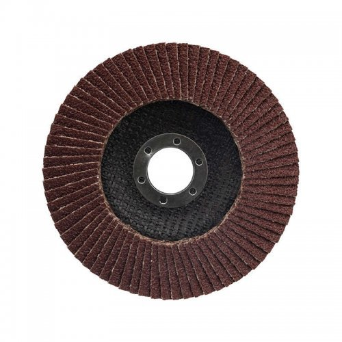 Круг лепестковый торцевой P 80 125х22.2мм Rexant 90-0014