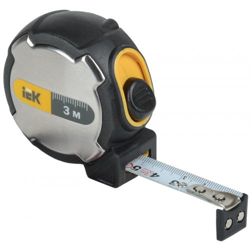 Рулетка измерительная Expert 3м ИЭК TIR10-2-003