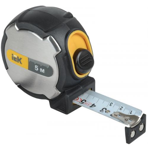 Рулетка измерительная Expert 5м ИЭК TIR10-2-005