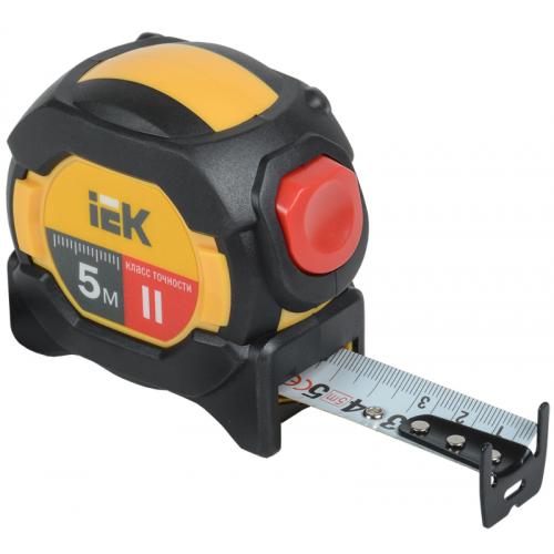 Рулетка измерительная Professional 5м ИЭК TIR10-3-005