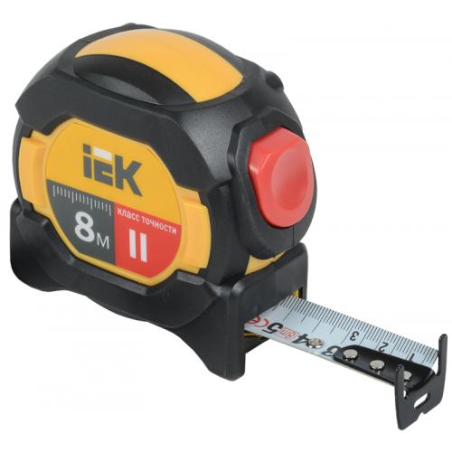 Рулетка измерительная Professional 8м ИЭК TIR10-3-008