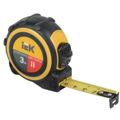 Рулетка измерительная Universal 3м ИЭК TIR10-1-003