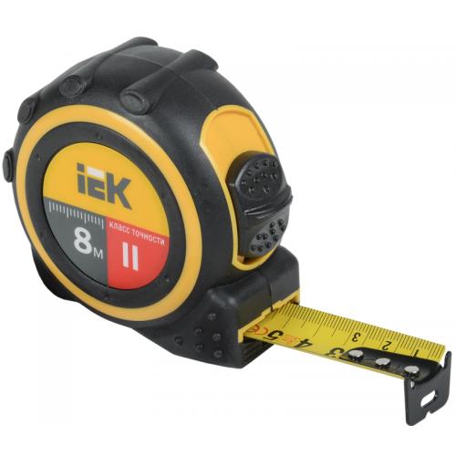 Рулетка измерительная Universal 8м ИЭК TIR10-1-008