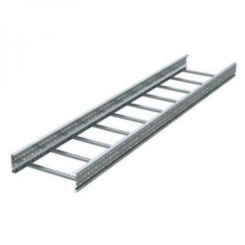 Лоток лестничный 200х150 L3000 сталь 2мм тяжелый (лонжерон) гор. оцинк. DKC ULH352HDZ