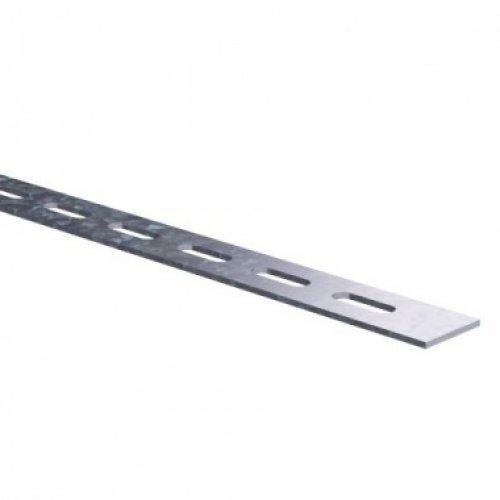 Полоса перфорированная 30х2000мм L2000 2.5мм нерж. сталь AISI 304 DKC IBMA1322C