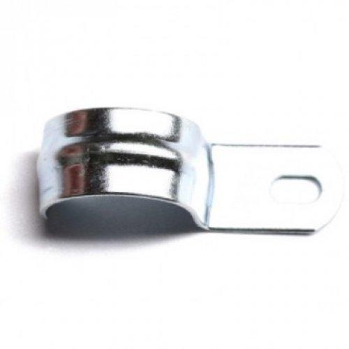 Скоба креп. метал. оцинк. однолап. d22мм ДКС 53343