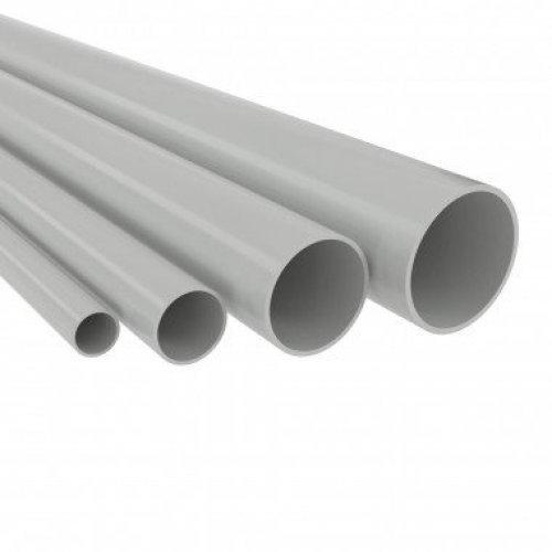 Труба ПВХ гладкая жесткая тяж. d63мм (т) (дл.3м) ДКС 63563