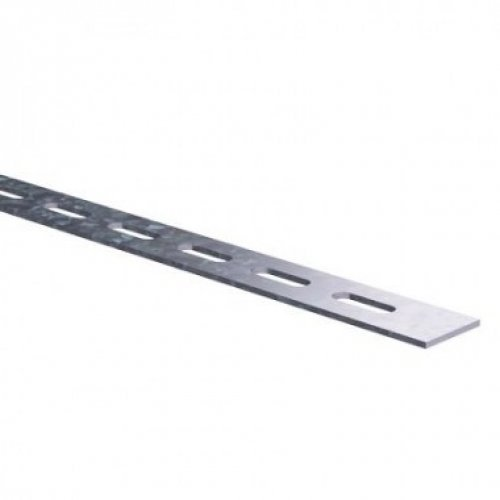 Полоса перфорированная 30x3000 мм, 2,5 мм
