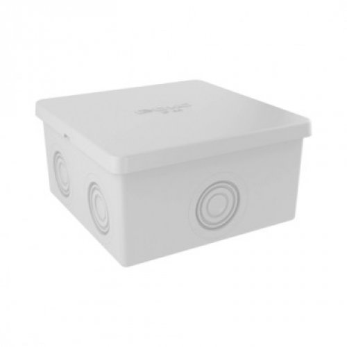 Коробка распр. ОП 80х80х40 (6 каб.ввод.) IP44 ДКС 53700