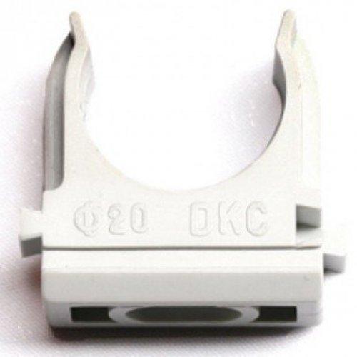 Держатель для труб (клипса) d50мм ДКС 51050