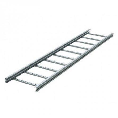 Лоток лестничный 200х80 L3000 сталь 1.5мм тяжелый (лонжерон) DKC ULM382