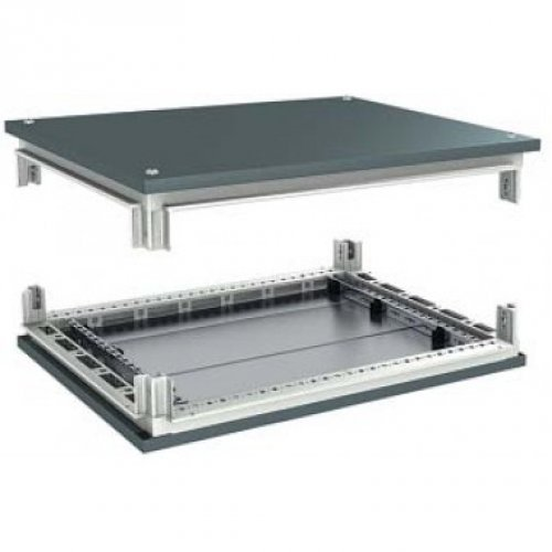Комплект дно + крыша для шкафа RAM BLOCK CQE 600х600 ДКС R5KTB66