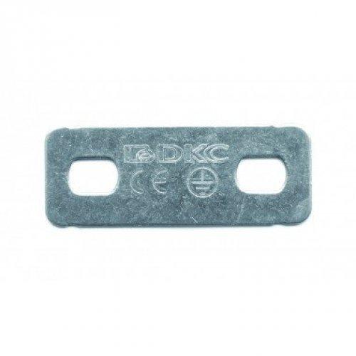 Пластина PTCE для заземления (медь) ДКС 37501