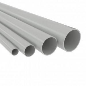 Труба ПВХ гладкая жесткая d32мм (т) (дл.3м) ДКС 63932
