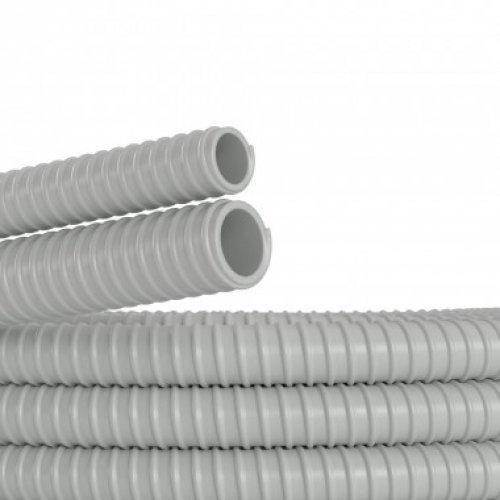 Труба ПВХ гибкая арм. d16 (уп.30м) ДКС 57016