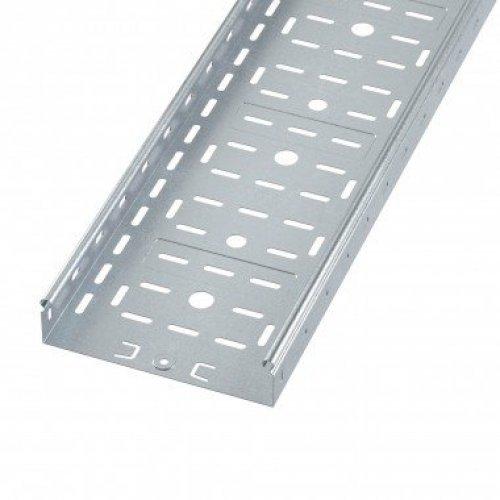 Лоток листовой перфорированный 200х50 L3000 сталь 0.7мм S3 ДКС SPL3520