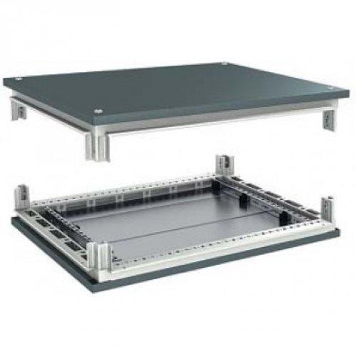 Комплект дно + крыша для шкафа RAM BLOCK CQE 800х500 ДКС R5KTB85
