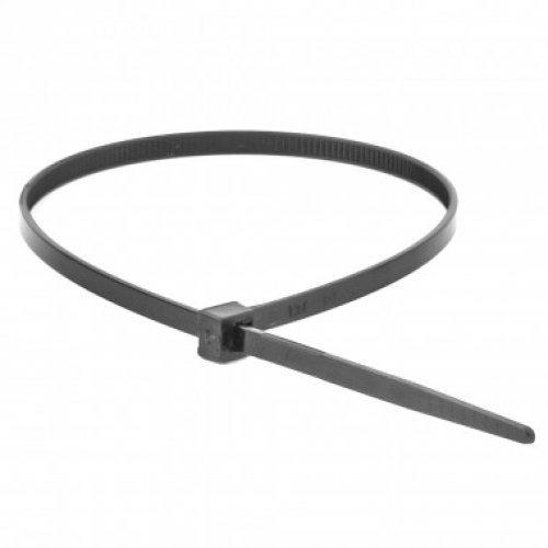 Хомут кабельный 3.6х290 полиамид черн. (уп.100шт) ДКС 25310