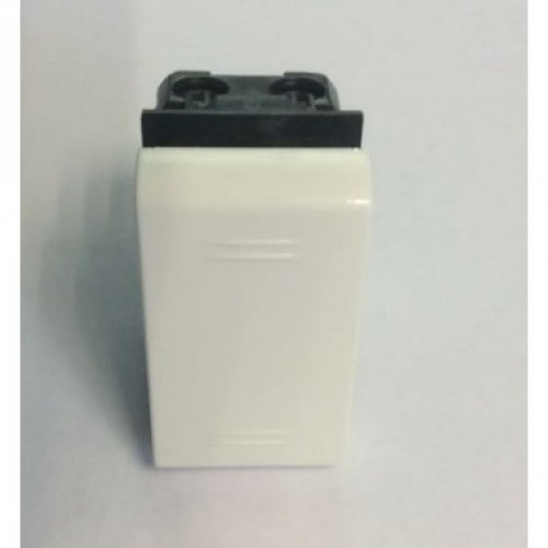 Выключатель 1-кл. 1мод. СП VIVA 16А IP20 бел. ДКС 45011