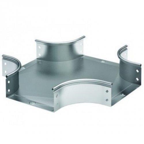 Ответвитель для лотка Х-образ. DPX 50х50 в комплекте с крепеж. эл. DKC 36180K