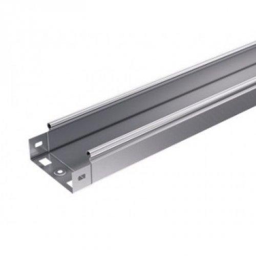 Лоток листовой неперфорированный 50х50 L3000 сталь 0.6мм S3 ДКС SNL3505