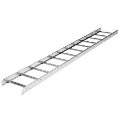 Лоток лестничный 400х100 L3000 сталь 1.5мм ДКС LL1040