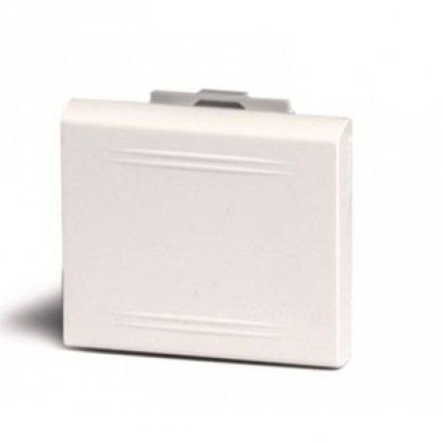 Выключатель 1-кл. 2мод. СП VIVA 16А IP20 бел. ДКС 45021