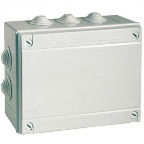 Коробка под заливку 3 модуля
