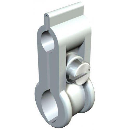 Зажим для троса 9-16мм 4024 9-16 G (уп.100шт) OBO 2305151