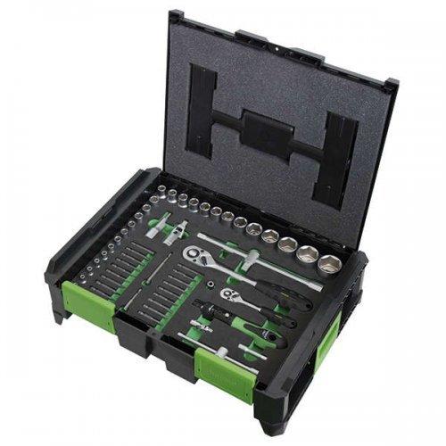 Набор торцевых ключей SysCon SocketMax HAUPA 220600