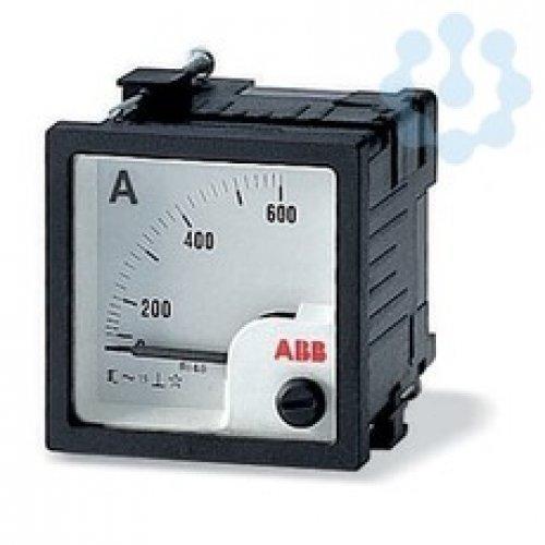 Амперметр переменного тока AMT1-A1-25/48 прям. вкл. ABB 2CSG311070R4001