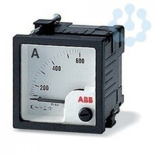 Амперметр переменного тока AMT1-A1-10/48 прям. вкл. ABB 2CSG311040R4001