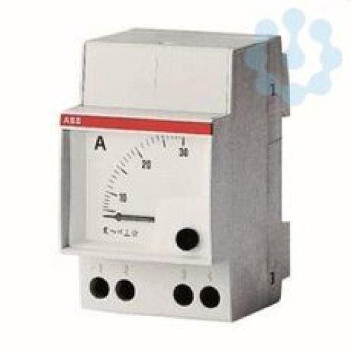 Амперметр переменного тока AMT1-A1-10/72 прям. вкл. ABB 2CSG312040R4001