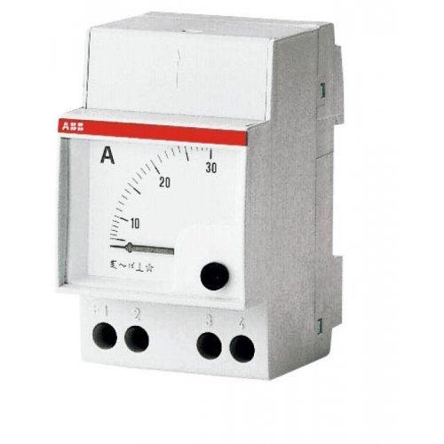 Амперметр переменного тока AMT1-A/20 прям. вкл. ABB 2CSM310060R1001