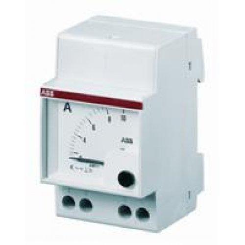 Амперметр переменного тока AMT1-A/30 прям. вкл. ABB 2CSM310080R1001