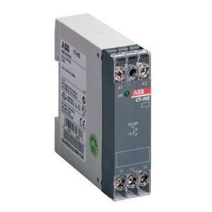 Реле времени CT-АKE п/проводниковое 24-220В AC/DC 3-300сABB 1SVR550519R2000
