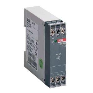 Реле времени CT-SDE (задержка на включение переключение Y/D) 380-415В AC 0.03...30с. 1НЗ 1ПК ABB 1SVR550212R4100