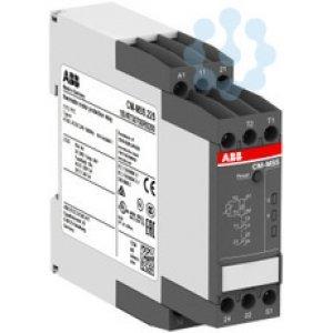 Реле термисторное защиты двиг. CM-MSS.22P с кнопкой сброса 24В AC/DC 2ПК пружинные клеммы ABB 1SVR740700R0200
