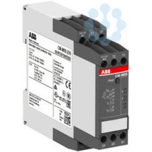 Реле термисторное защиты двиг. CM-MSS.23P с кнопкой сброса 110-130В AC 220-240В AC 2ПК пружинные клеммы ABB 1SVR740700R2200