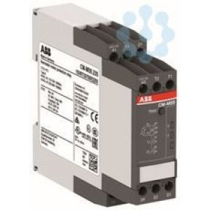 Реле термисторное защиты двиг. CM-MSS.23S с кнопкой сброса 110-130В AC 220-240В AC 2ПК винтовые клеммы ABB 1SVR730700R2200