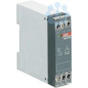 Реле контроля чередования фаз CM-PFE.2 (контроль обрыва фазы L1-L2-L3 200-500В) 1ПК ABB 1SVR550826R9100