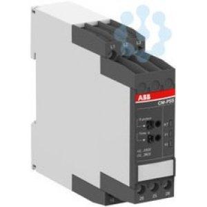 Реле контроля CM-PSS.41P Umin/Umax чередование (ф-ция отключаемая) обрыв фаз Uпит=Uизм=3х400В AC порог +/-10проц. 2ПК пруж. клеммы ABB 1SVR740784R3300