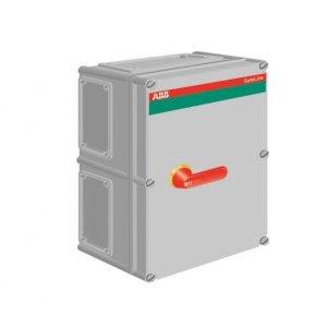 Рубильник 3п OT200KFCC3A 200А(АС23А) 2НО+1НЗ доп. конт. пластик в боксе ABB 1SCA022278R1340
