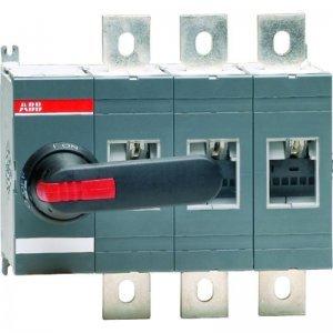 Рубильник 3п OT800E03 800А (б/ручки и переходника) ABB 1SCA022753R5920