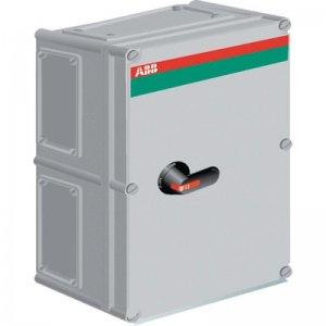 Рубильник 3п OT200KFCC3B 200А в боксе IP65 ABB 1SCA022278R1510