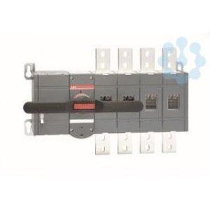 Рубильник 4п с мотор. приводом OTM1600E4M230C ABB 1SCA115369R1001