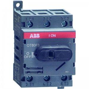 Рубильник 4п OT63F4N2 до 63А ABB 1SCA105365R1001
