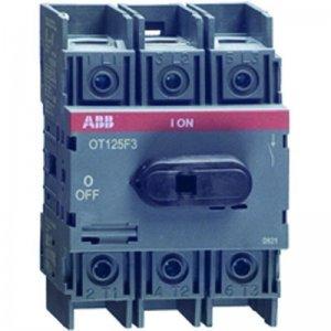 Рубильник 4п OT100F4N2 до 100А ABB 1SCA105018R1001